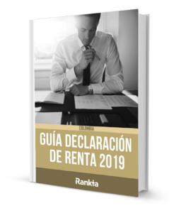 Manual declaración de renta Colombia 2019