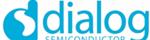 Logotipo de Dialog Semicondcutor (DLGS)