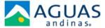 Logotipo de Aguas Andinas (AGUAS-A)