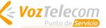 Logotipo de Voztelecom (VOZ)