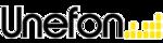 Logotipo de Unefon