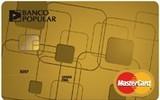 Tarjeta Mastercard Débito Oro