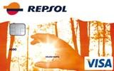 Tarjeta Visa Oro Repsol