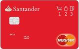 Tarjeta Santander 123