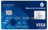 Tarjeta de Crédito Credencial Visa Clásica