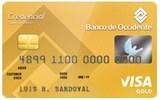 Tarjeta de Crédito Credencial Visa Gold