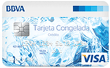 Tarjeta de Crédito Visa Congelada