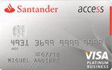Santander Access Visa