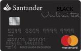 Santander Black Unlimited Mastercard