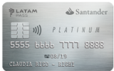 Platinum Santander LATAM PASS
