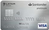 Tarjeta Platinum LATAM Pass