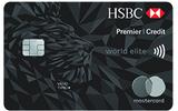 Tarjeta de Crédito HSBC Premier World Elite Mastercard