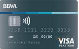 Visa BBVA Platinum
