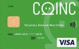 Tarjeta Coinc