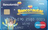 Tarjeta Débito Banconautas