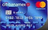 Tarjeta de crédito Bsmart Citibanamex