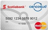 Logotipo de Tarjeta Cencosud Mastercard