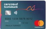 Logotipo de Tarjeta Cencosud Visa