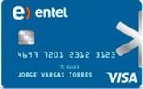 Logotipo de Tarjeta Entel Visa