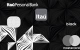 Logotipo de Tarjeta Mastercard Black Personal Bank