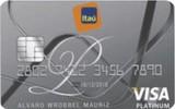 Logotipo de Tarjeta Visa Platinum