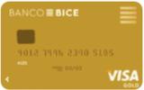 Logotipo de Tarjeta de Crédito Visa Gold
