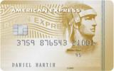 Logotipo de The Gold Elite Credit Card American Express ®