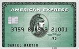 Tarjeta Green American Express