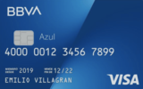Logotipo de Tarjeta Azul Bancomer