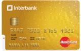 Mastercard Oro Interbank