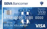 Logotipo de Tarjeta Rayados Bancomer