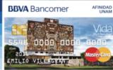 Logotipo de Tarjeta Afinidad UNAM Bancomer