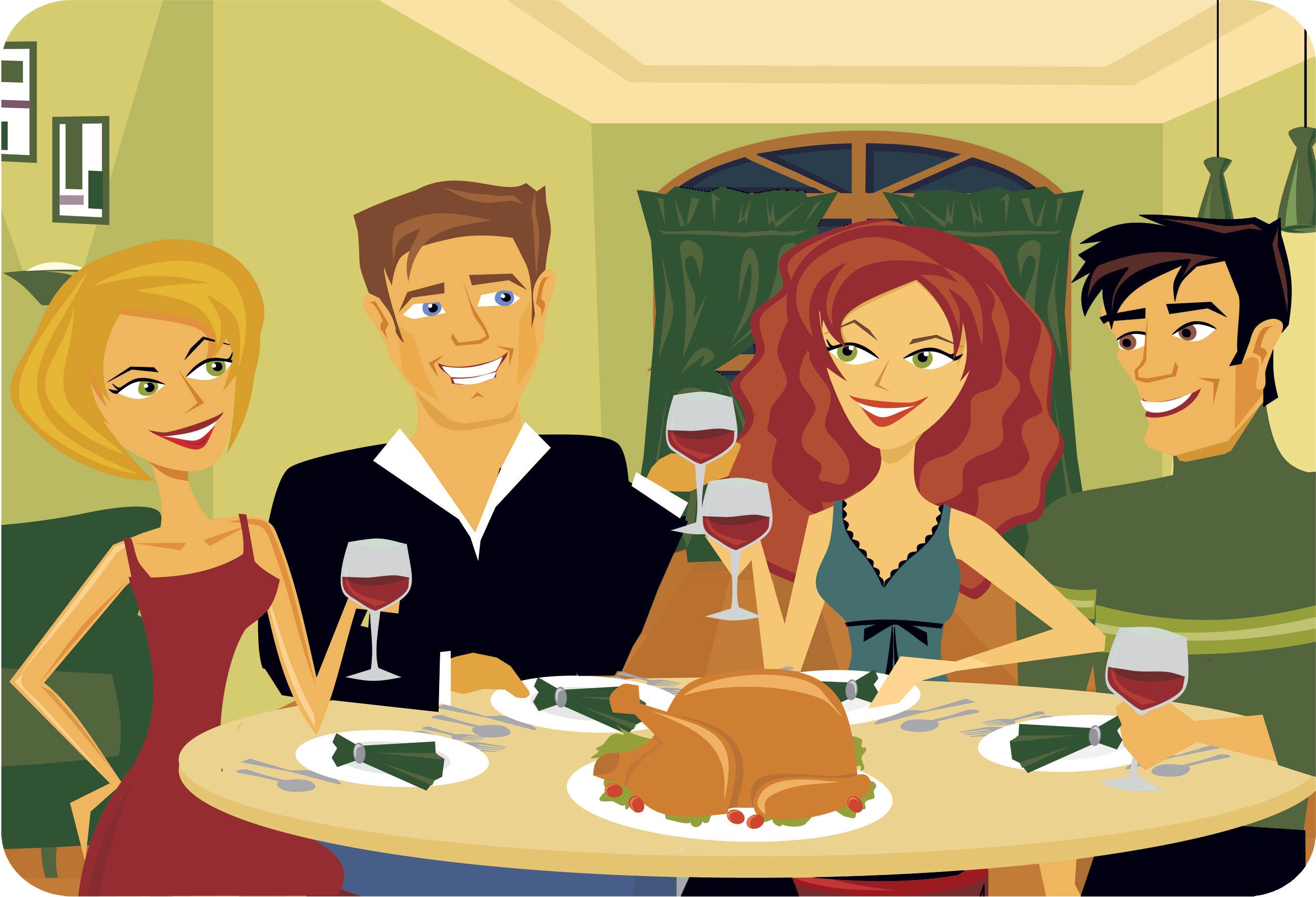 """Resultado de imagen de cena amigos"""""""