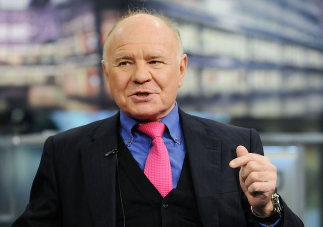 Marc faber commodities