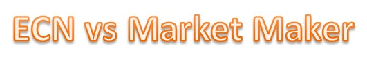 Ecn vs market maker