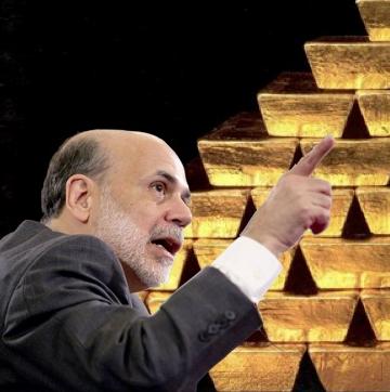 Bernanke oro