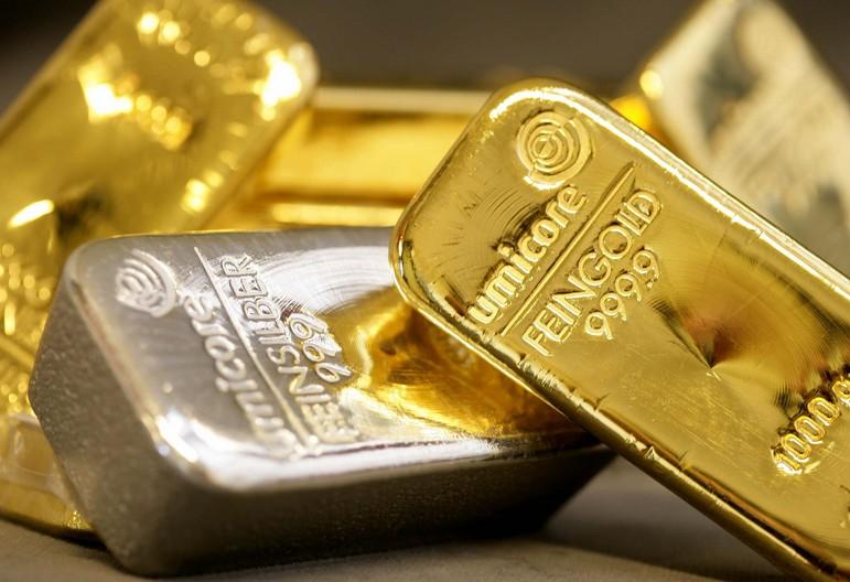 Oro plata