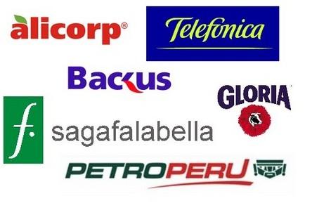 Empresas importantes peru