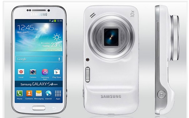 Nuevo Samsung Galaxy K Zoom Rankia