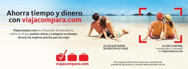 Santander mexico viajacompara