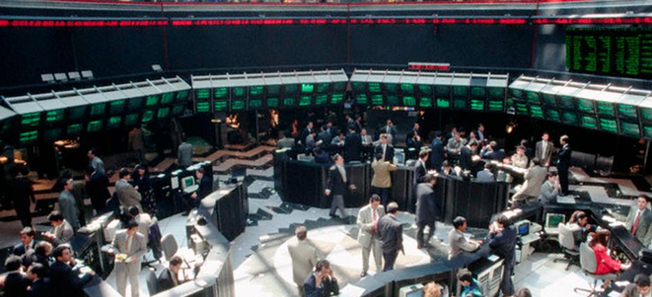 Empresas listadas bolsa mexicana valores