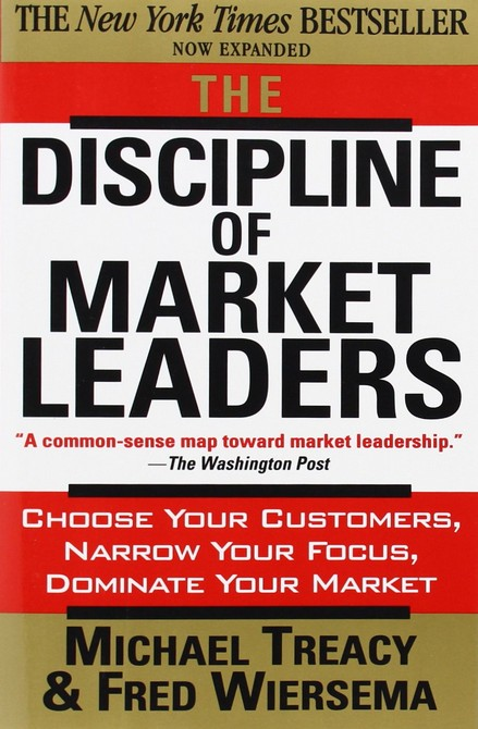 Discipline market leaders
