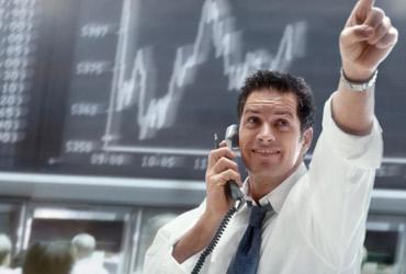 Corredor de bolsa broker