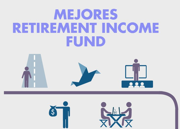 Mejores retirement income fund