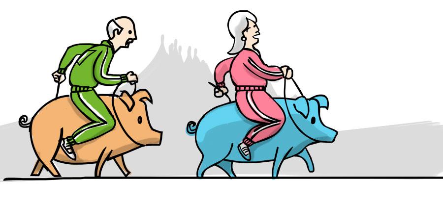 Cuales son los tipos y modalidades de pension3