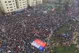 Marcha nacional contra las AFP