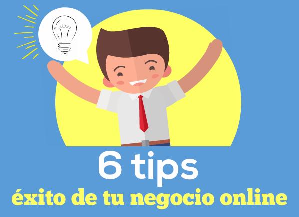 Exito negocio online
