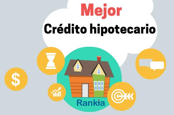 Mejor credito hipotecario