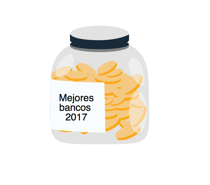 Mejores bancos chile 2017