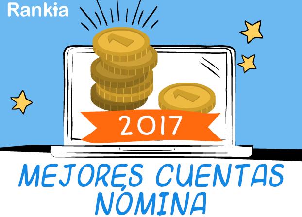 Mejores cuentas nomina 2017